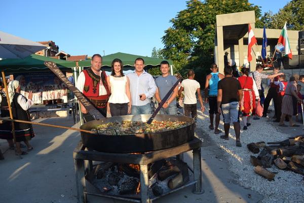Kulinaren festival Rakovski 1