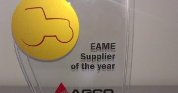 AGCO supplier of the Year