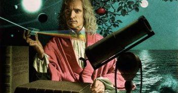 Исак Нютон