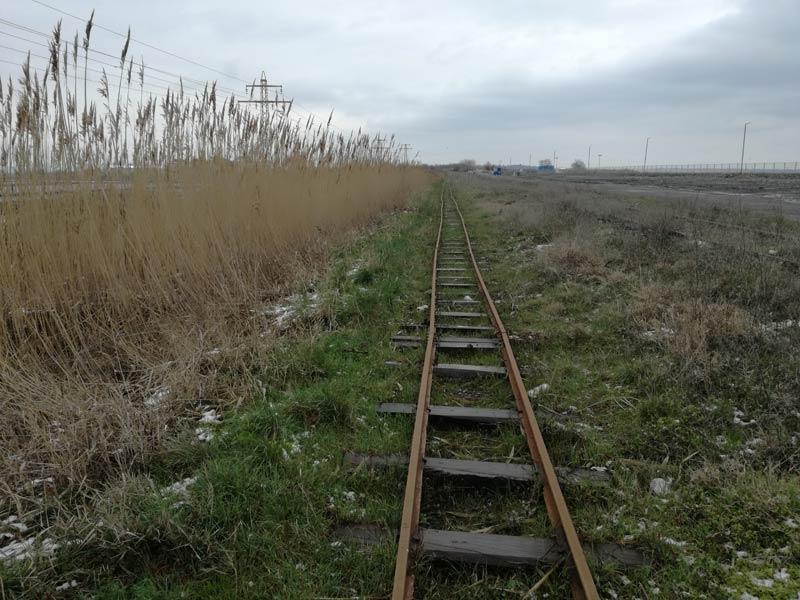 Бургаски солници жп линия
