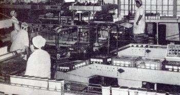Производство на кисело мляко