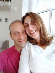 Даниела и Дуди Даян