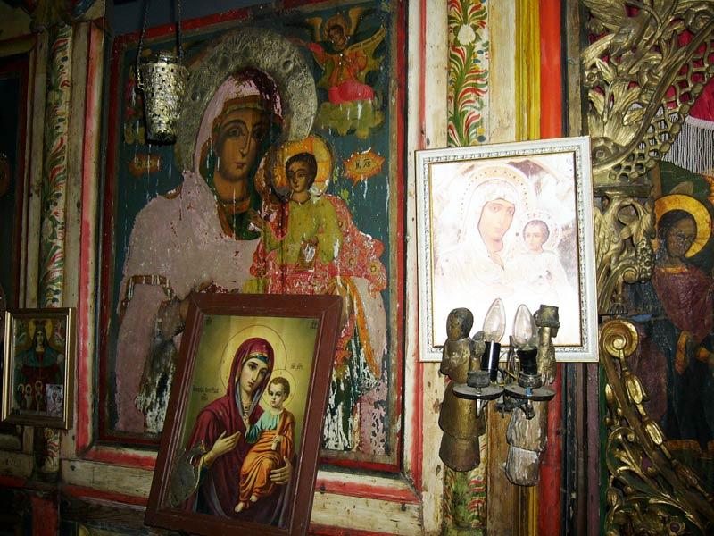 Цълква Свети Никола село Долен