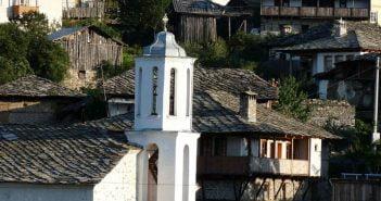 Църква Свети Никола село Долен