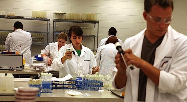 Лаборатория храни