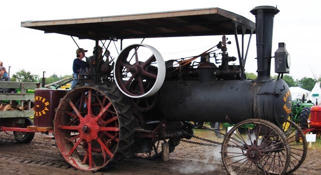Американски трактор