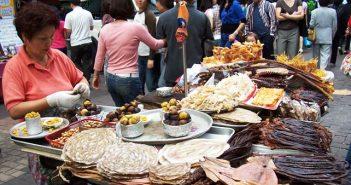 Храна на улицата