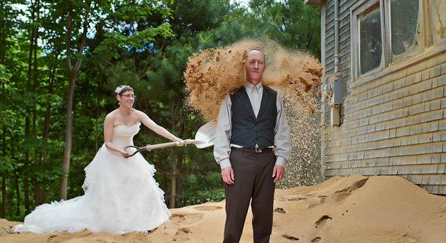 Сватба във ферма