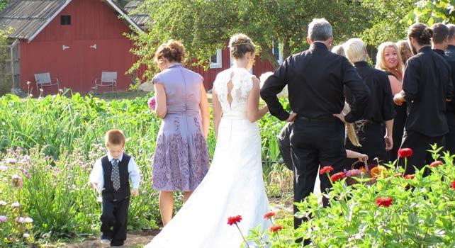 младоженците няма да имат нужда от голям бюджет