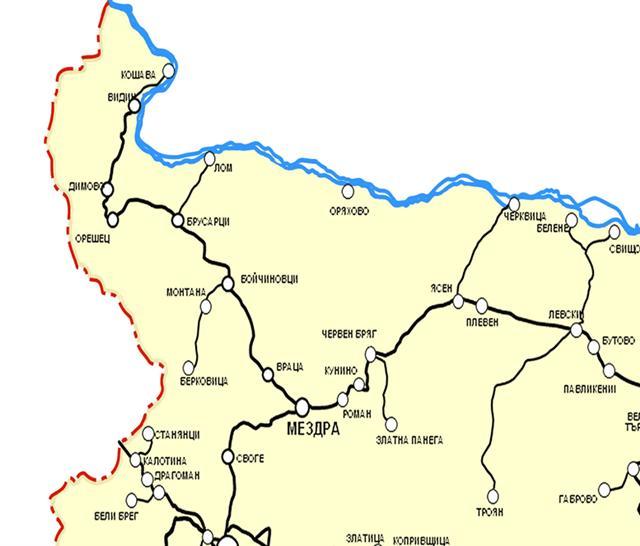 Proektite Ot Severozapadna Blgariya She Sa S Bonus Tochki Po Prsr