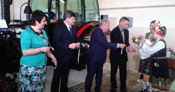 Тракторен макет Беларус