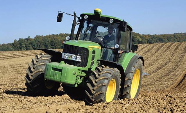 Проекти земеделска техника