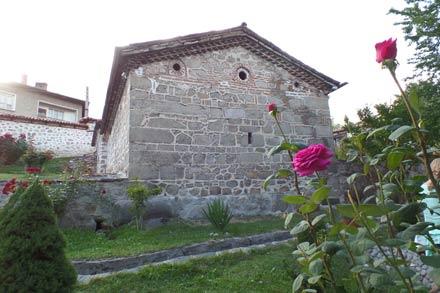 Църквата в с. Добърско