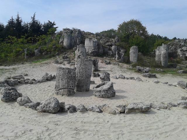 Побитите камъни - Кръгът на желанията