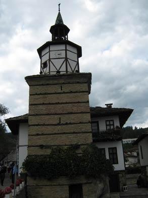 Часовникова кула Елена