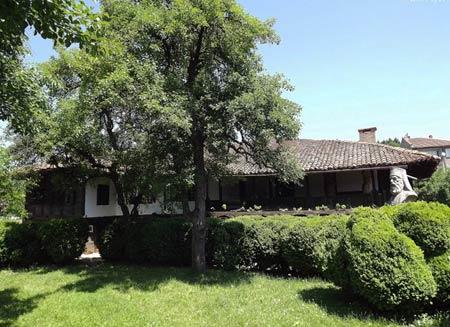 Къща музей Иларион Макариополски
