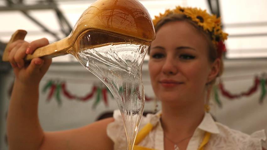 Мед от Украйна