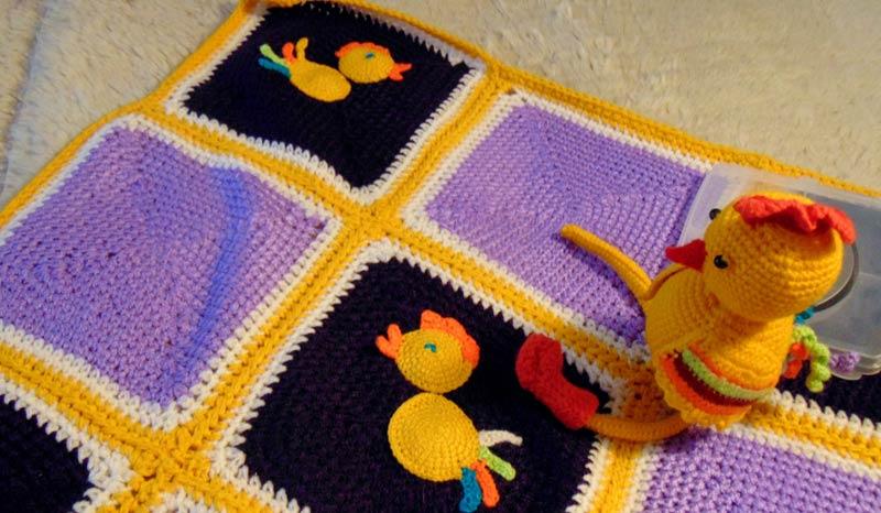 Плетени играчки Веселина Божилова