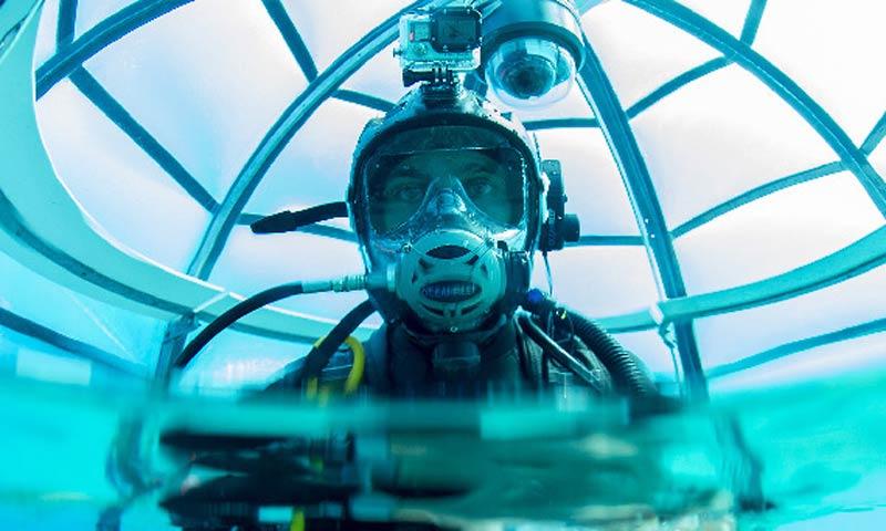 Подводна ферма