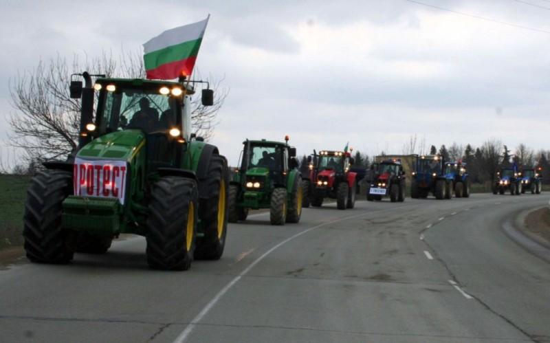 Трактори винетки