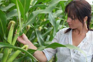 Жени в селското стопанство