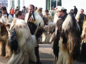 Кукери България