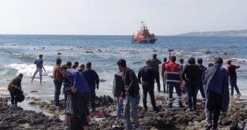 Мигранти Гърция