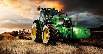 John-Deere-трактори