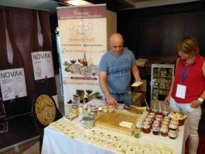 Български сирена с трюфели