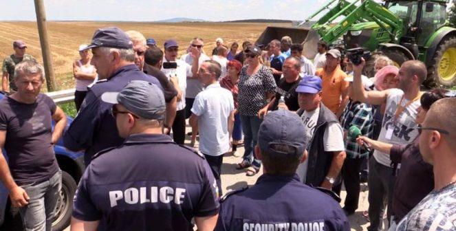 Полиция овцевъди Ямболско