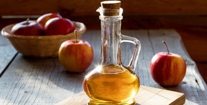 Осем лечебни свойства на ябълковия оцет