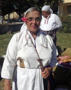 Димитрина Симова, село Сребърна