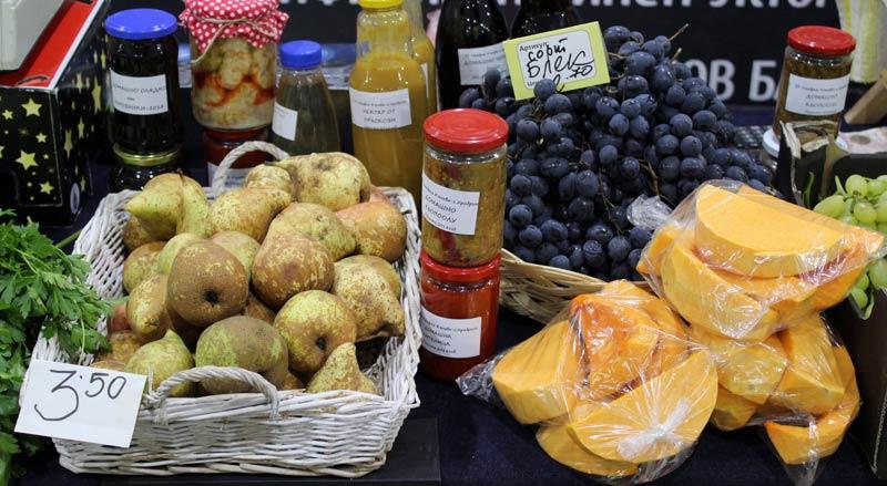 Фермерски пазар Пловдив