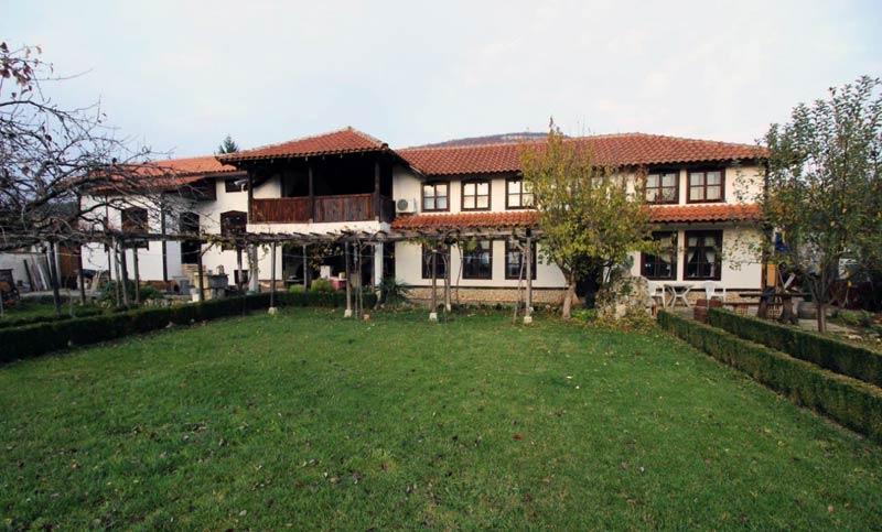 Хаджиогняновата къща Осмар