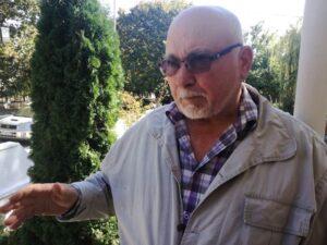 Иван Добрев, председател кооперация село Гарван