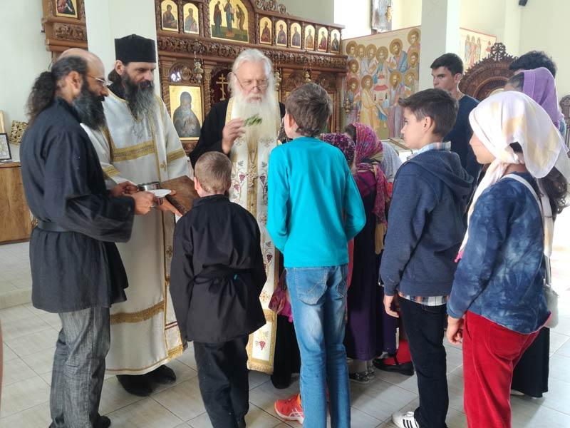 Копиловски манастир Благовещение