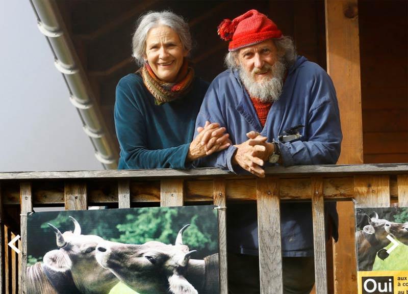 Крави рога референдум Швейцария