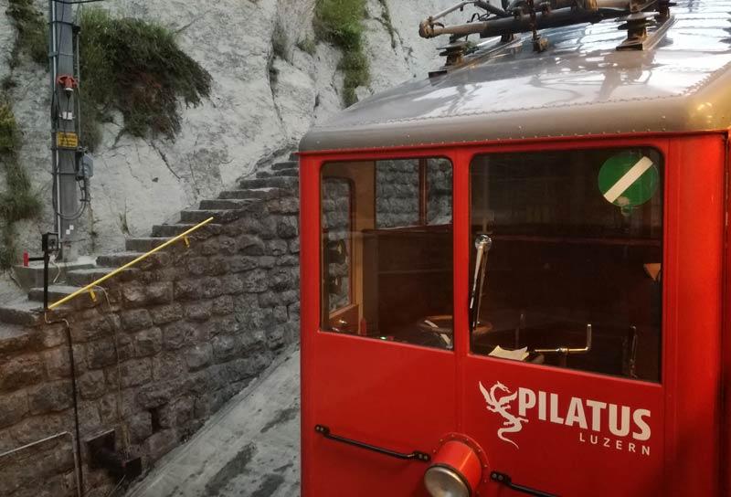 Пилатус железница