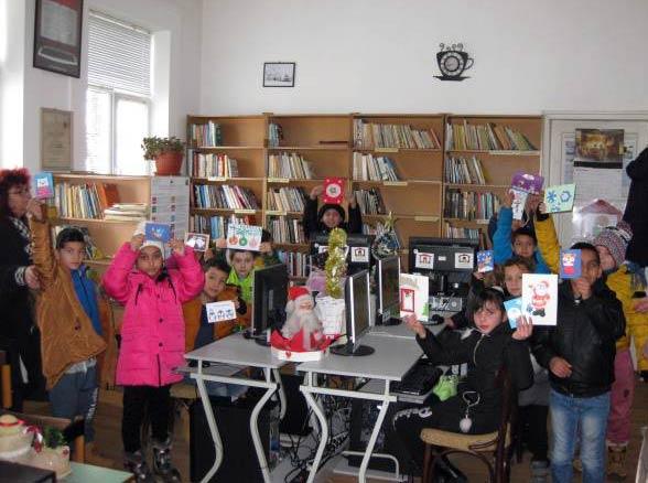 Деца село Величково
