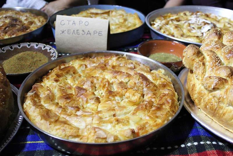 Селски домакини учат на традиционни ястия