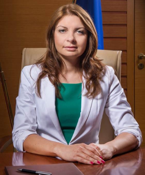 Зам.-министър Вергиния Кръстева