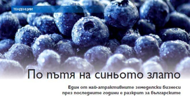 Inteli AgroBook 2019 – всичко за плодовете и зеленчуците