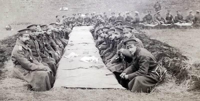 Първи пехотен софийски полк, тютюн