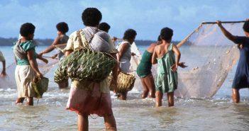 Жени рибари