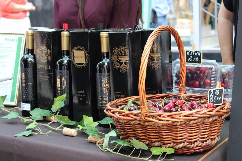 Вкусът на Пловдив Grape Hill
