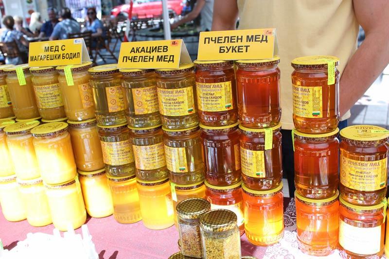 Вкусът на Пловдив мед