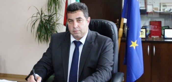 Галин Григоров, областен управител на Русе
