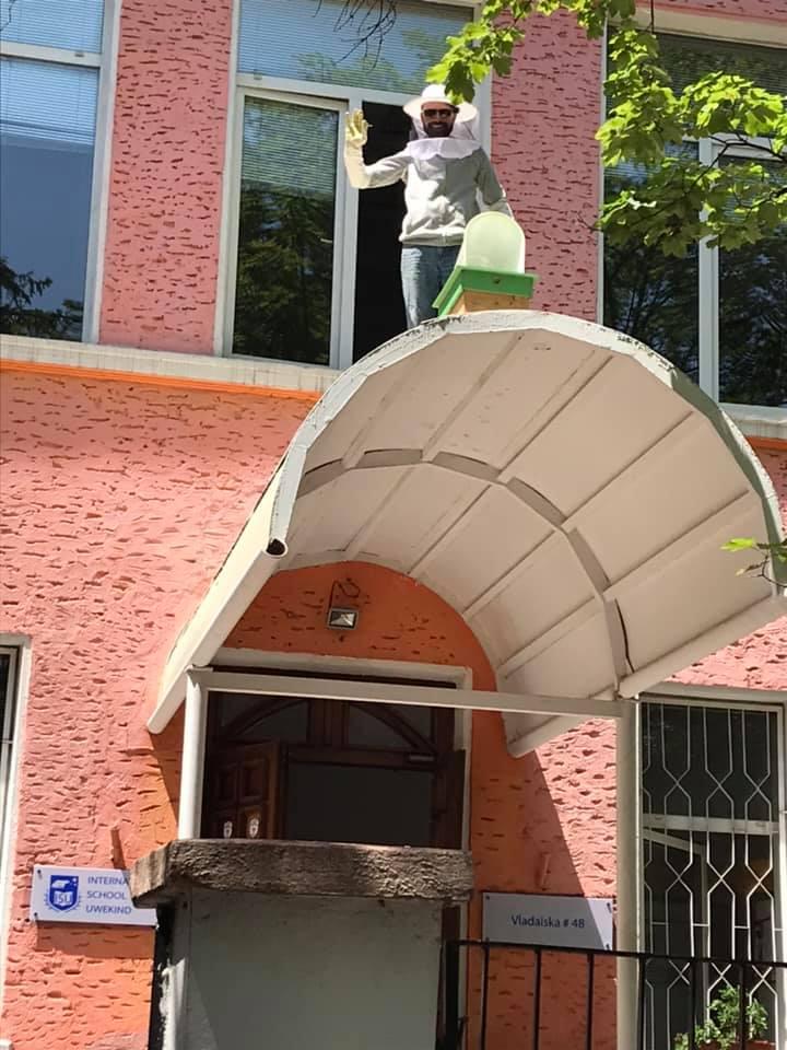 Пчелин училище Увекинд