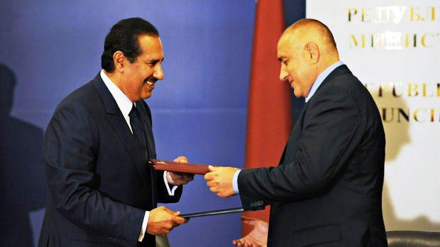 Борисов агнета Катар