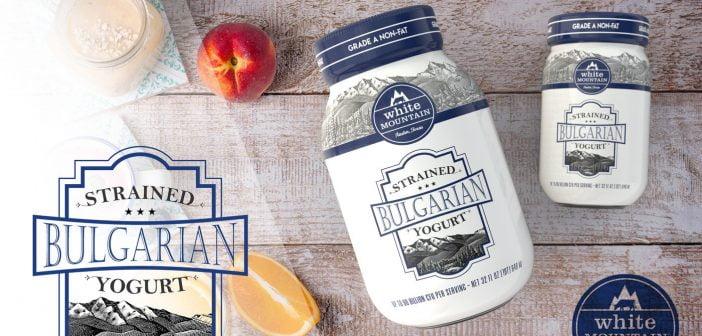 Български йогурт Българско кисело мляко в САЩ